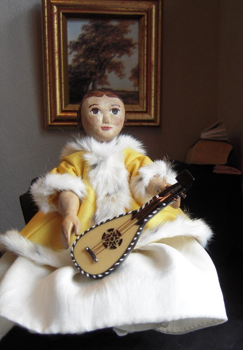 Constance's Vermeer Portrait