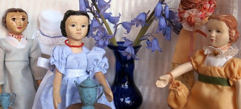 Three Jane Austen Girls