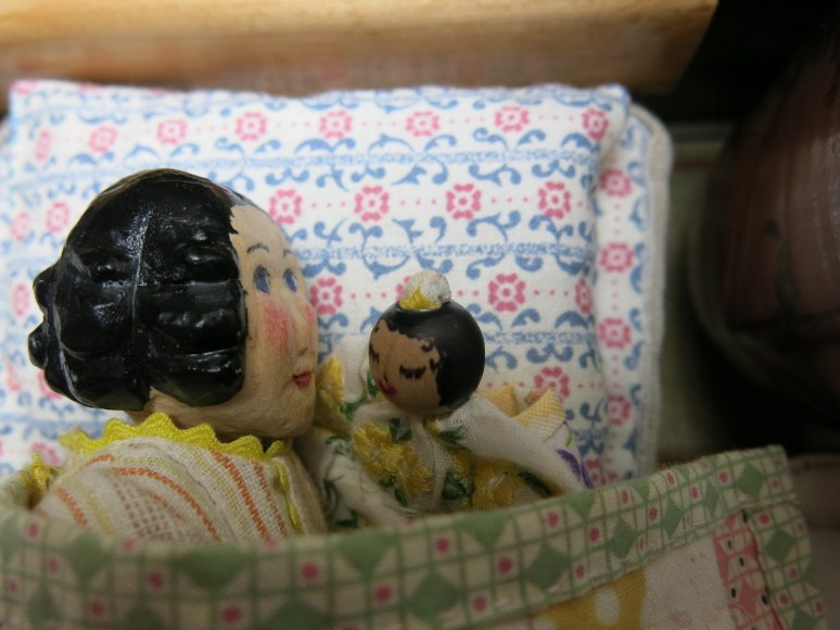 Handkerchief doll