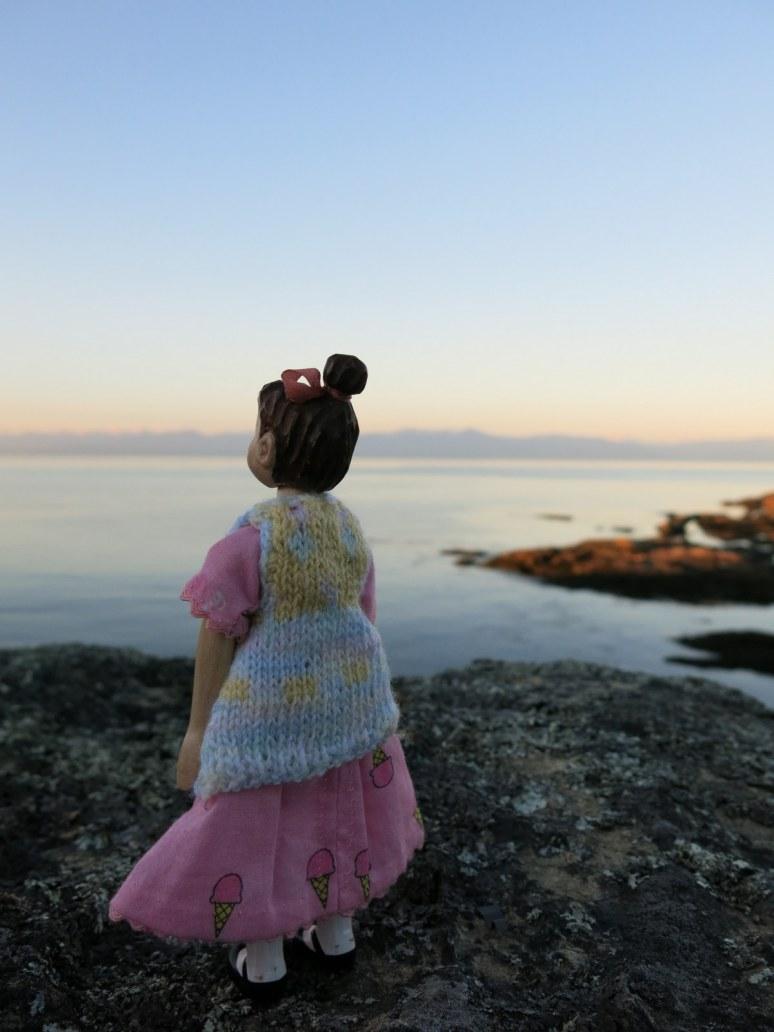 Dawn at Pebble Beach