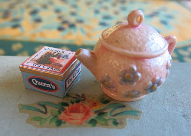 Queen's Tea Cakes