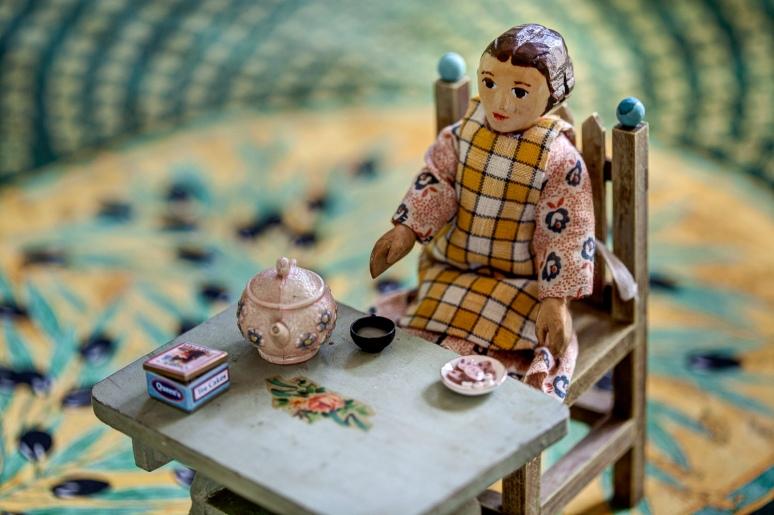 Coronation Day Tea