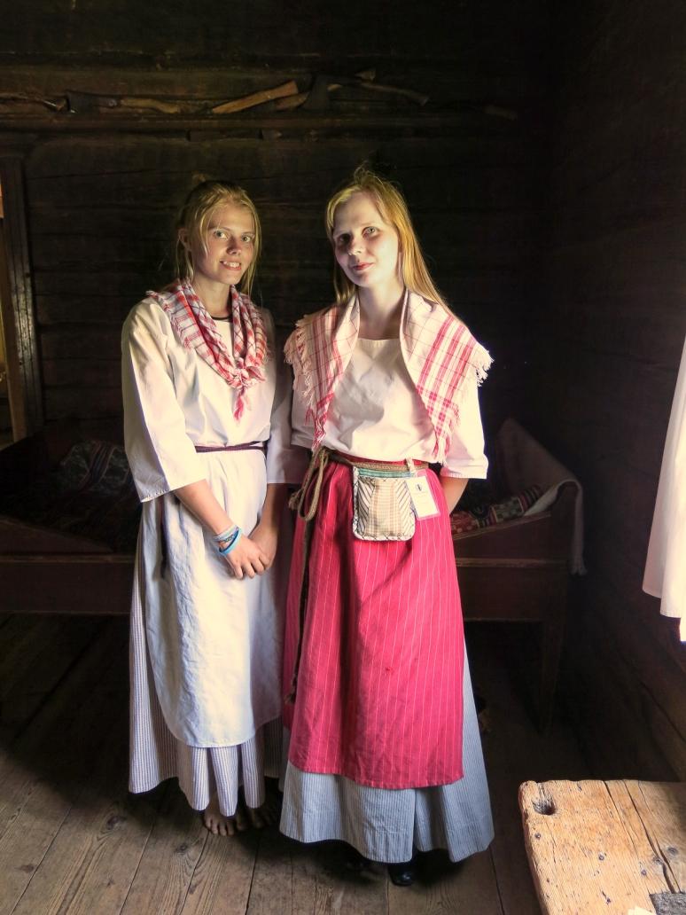 Costumed Interpreters