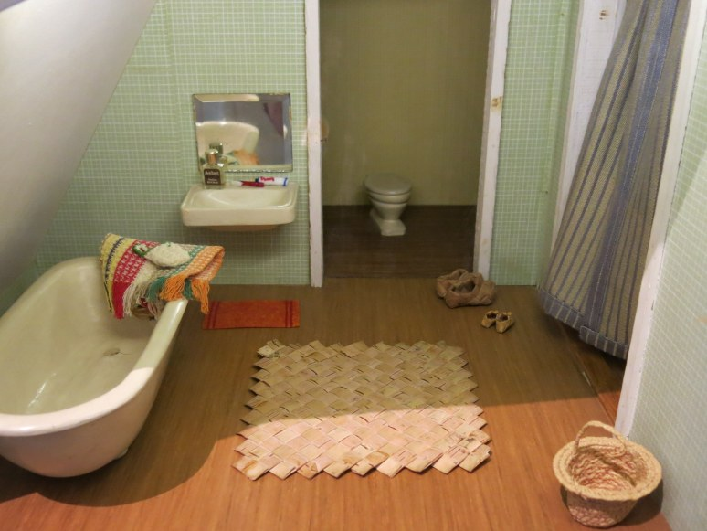 Dollhouse Bathroom in the National Museum