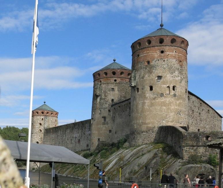Olavinlinna Castle 1475