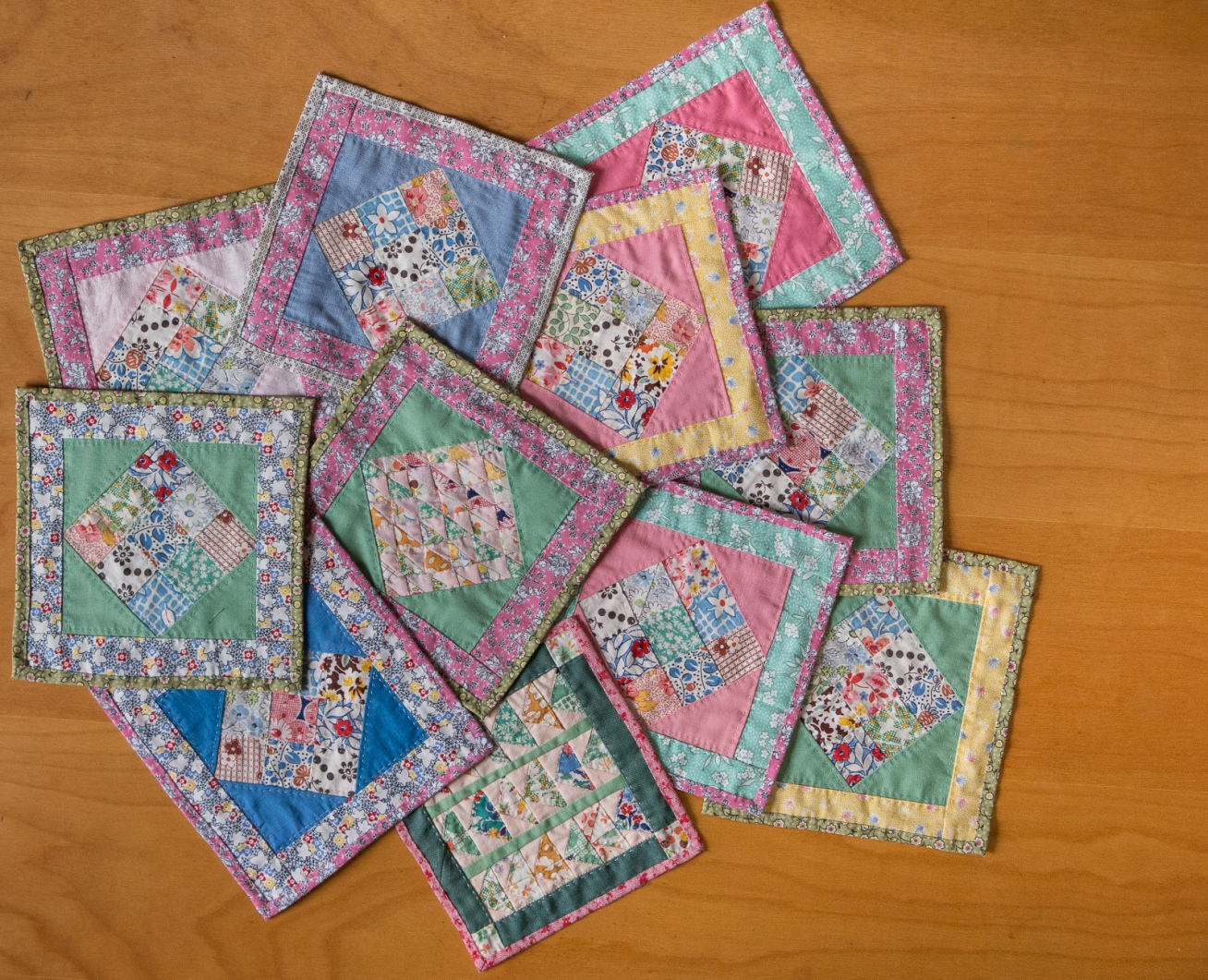 More 30s Quilts (2)
