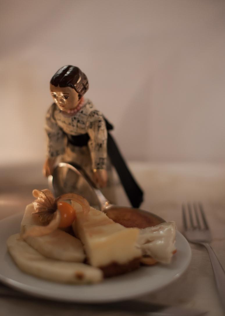 Wedding Banquet dessert