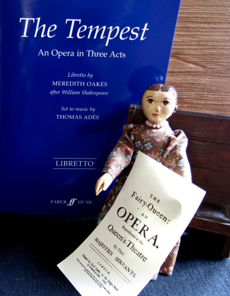 Playbills of Opera