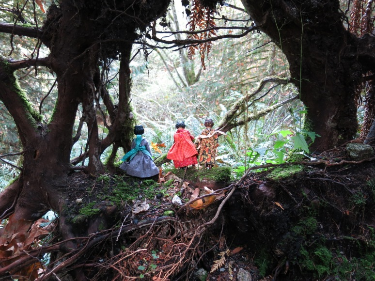 Tree Throw Cave