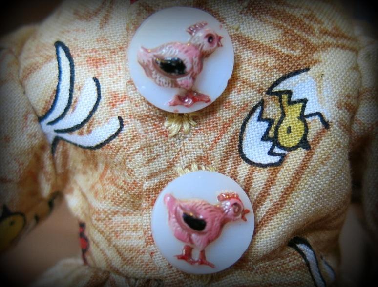 Chicken Buttons