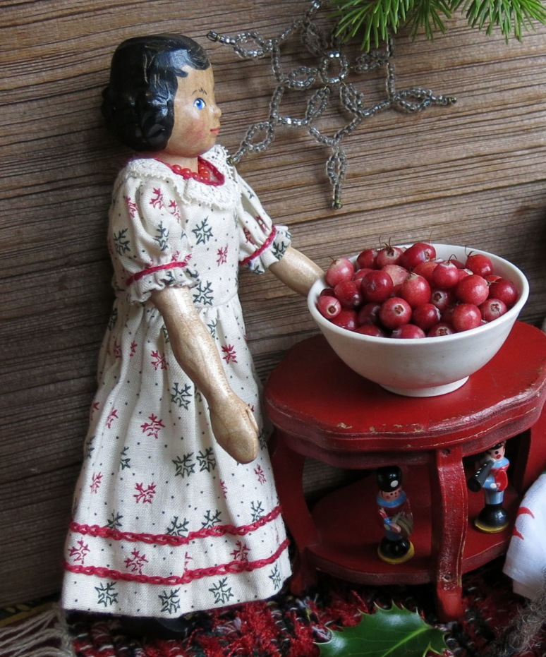 Cranberries from Read Island