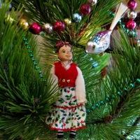 Min's Christmas Dress