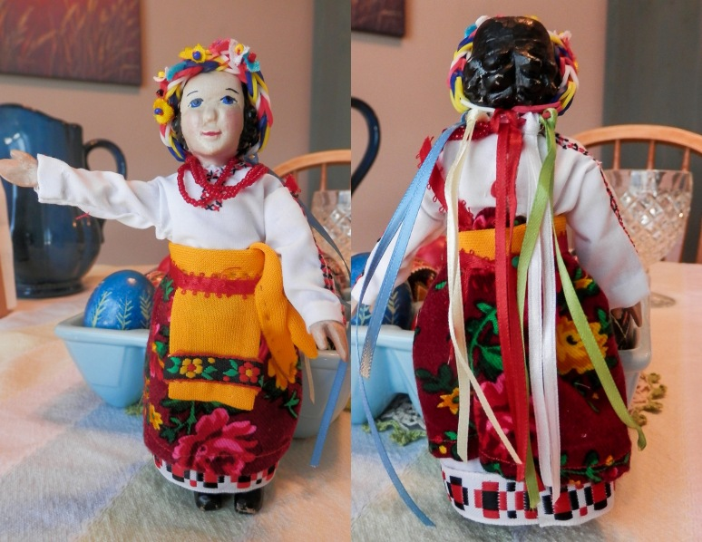 Special Ukrainian Outfit