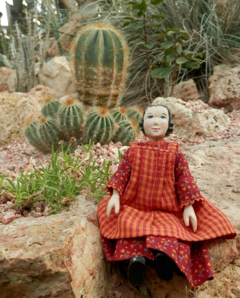A little rest in the Desert