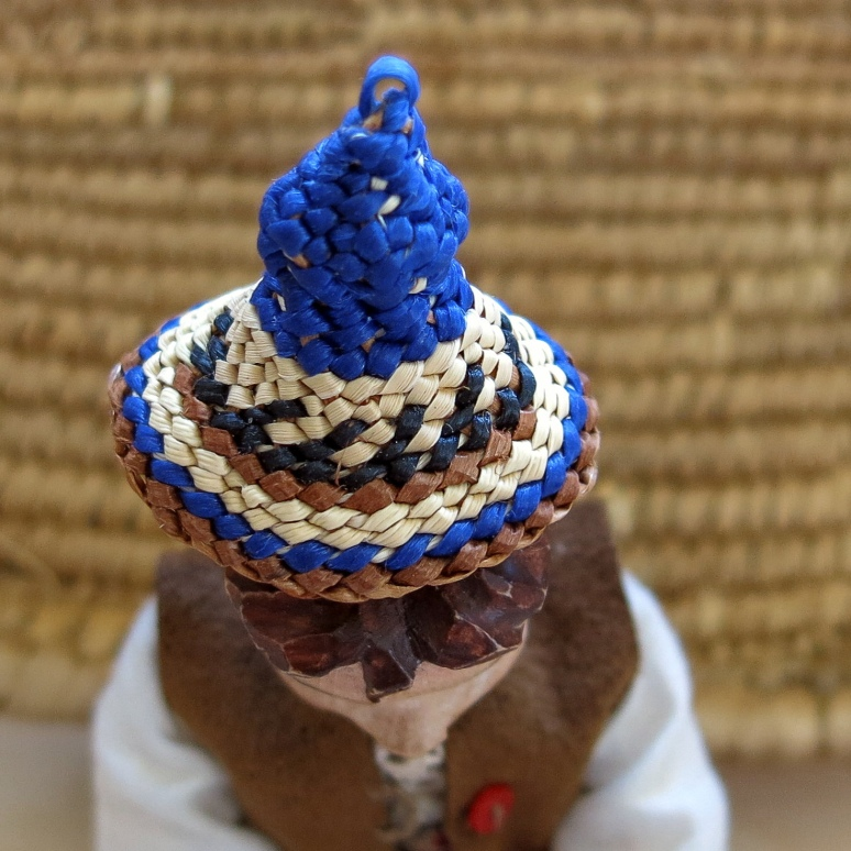 Topknot Hat