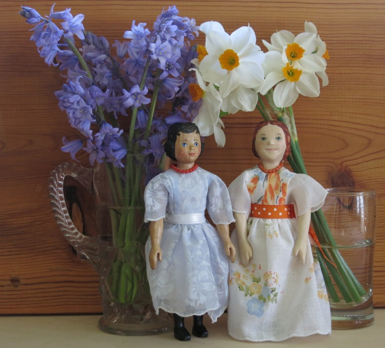 Spring Frocks