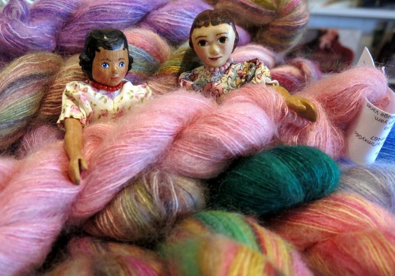 Pink Silk Halo
