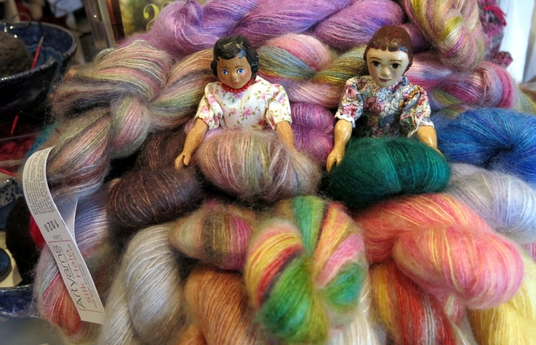 Silk and Mohair