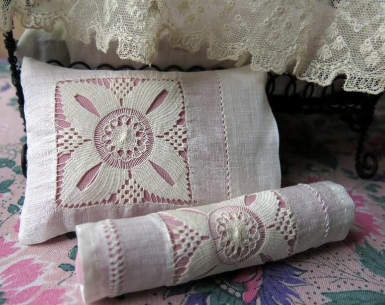Pillow and Bolster