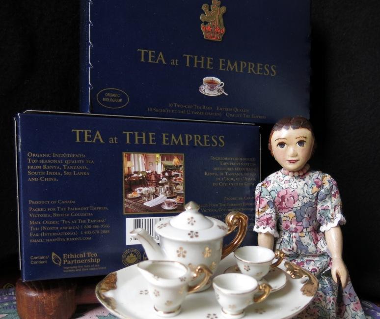 Tea to take home