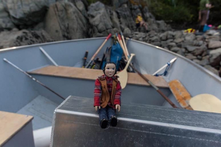 Tin Boat Tansy
