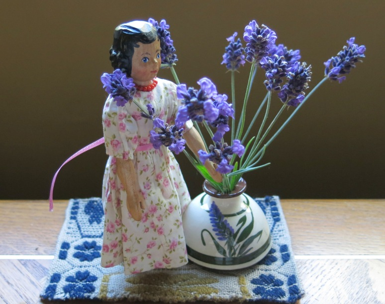 Pretty Little Lavender jar