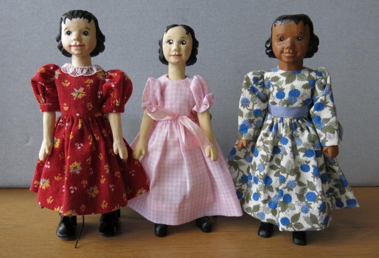 Three New Girls