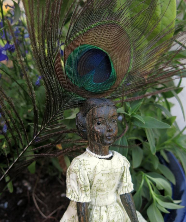 Perdita in the Garden Pot
