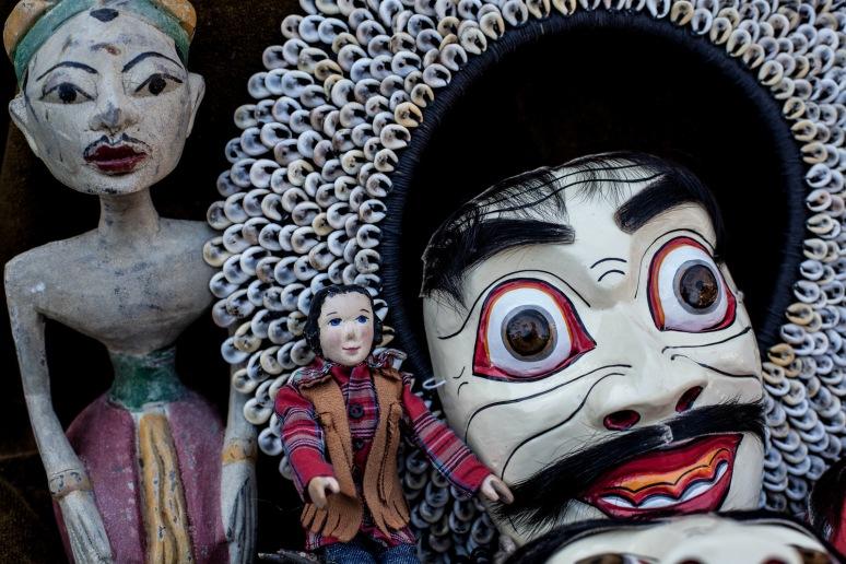 Indonesian Deities