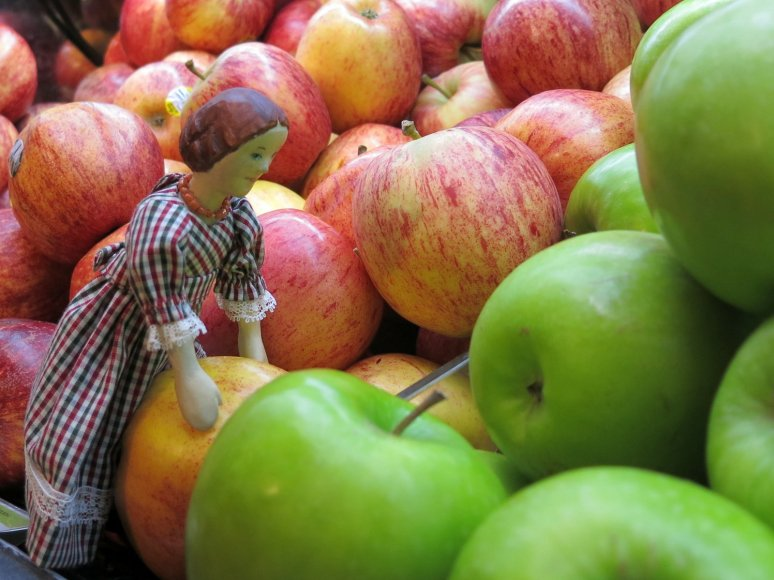 New Zeland Apples