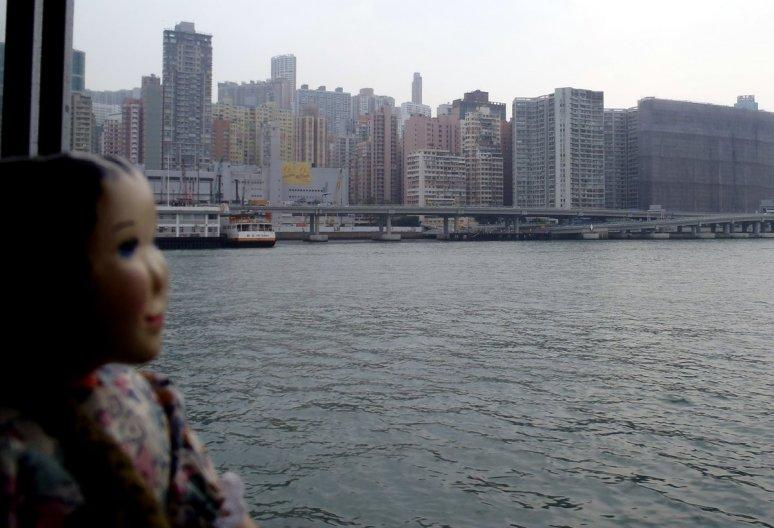 Ferry to Hong Kong