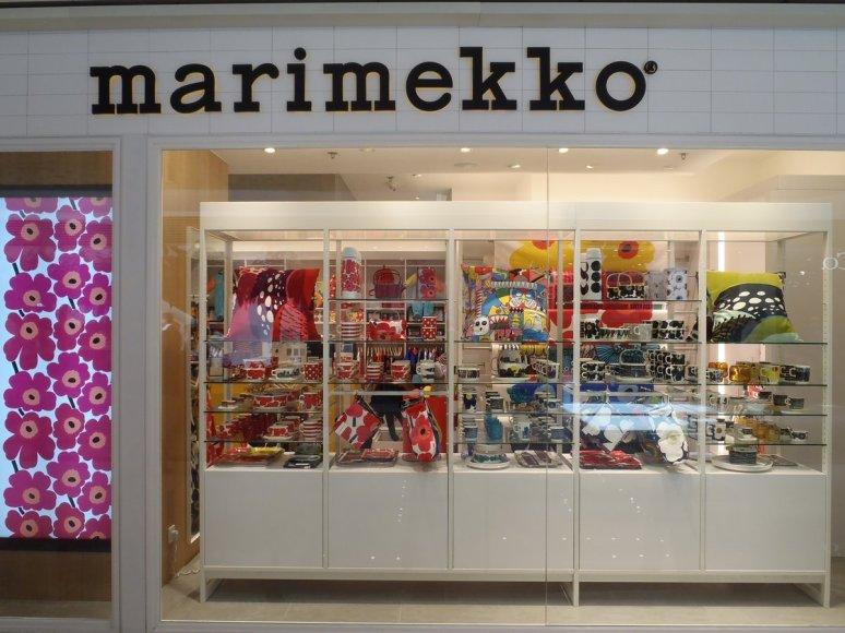 Marimekko in Hong Kong