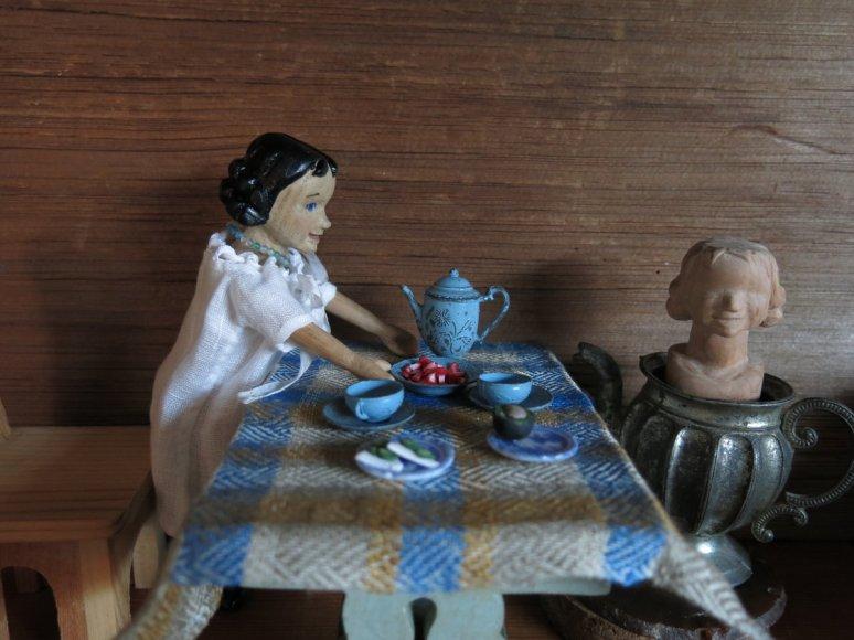 Tea with Cherry