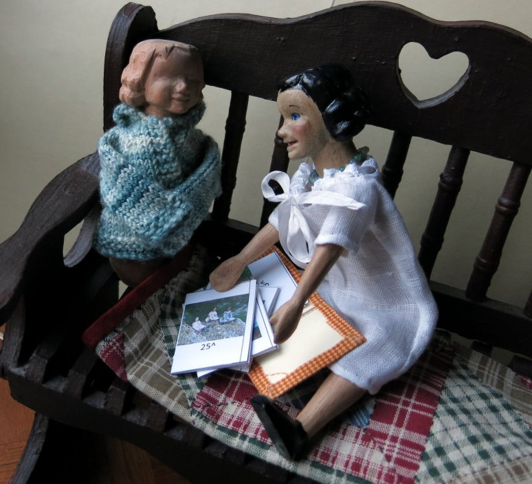 Tatty Reads to Incipient Sister