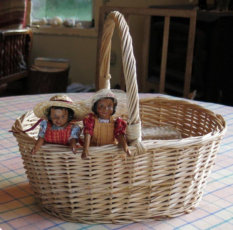 Travelling Basket