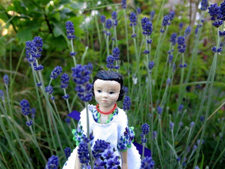 Lavender Bower