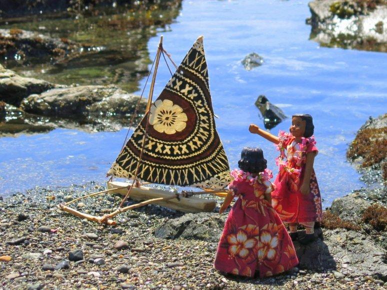 Polynesian Canoe
