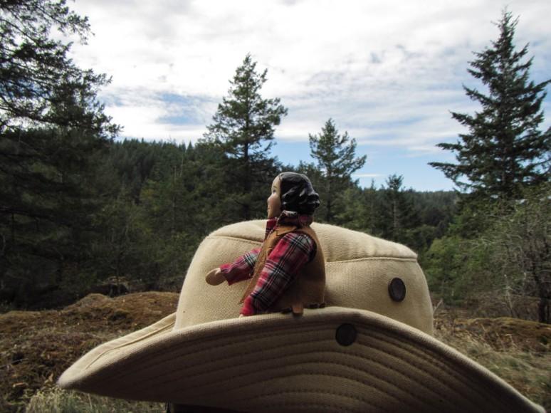 Hat-riding