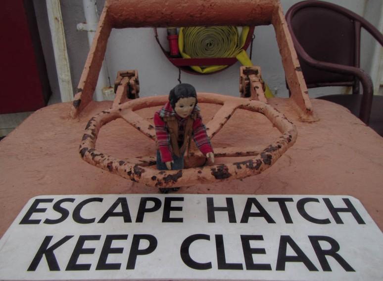 Rusty Hatch