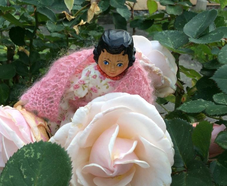 Pale Lovely Roses