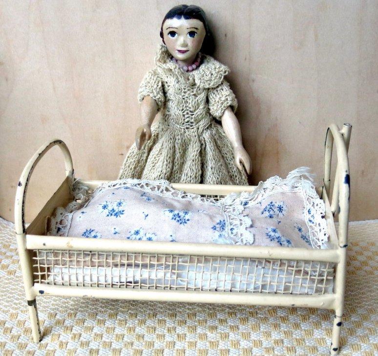 Little Tin Bed Bedding
