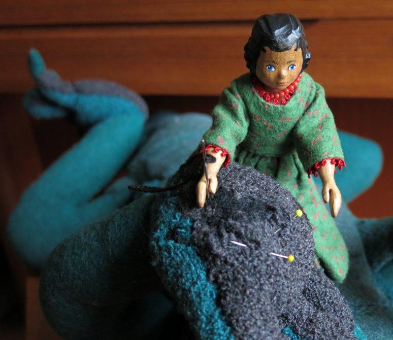 Mending Yarn