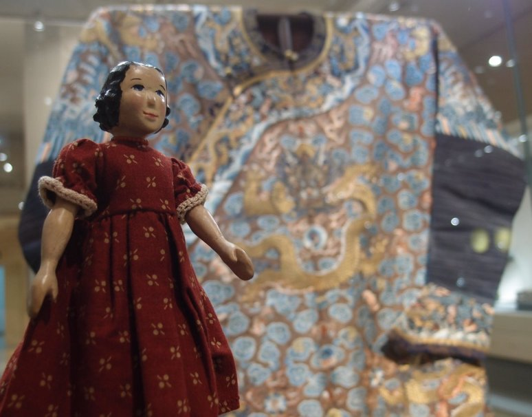 Opera Costume at Nanjing Museum