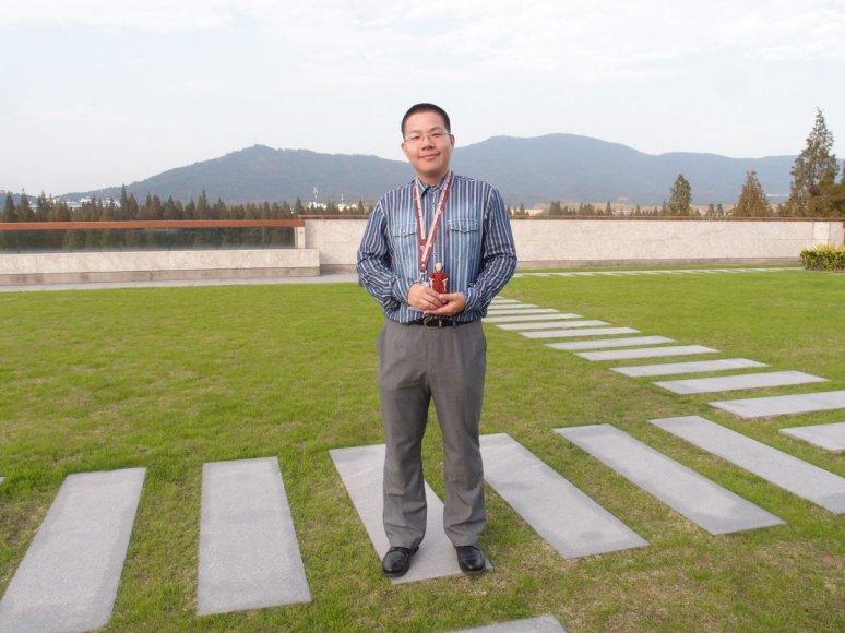 Tansy's Translator, Mr Ge Chung