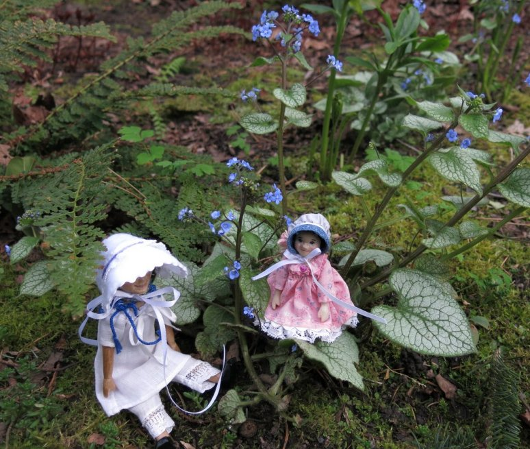 Forget-me-nottish