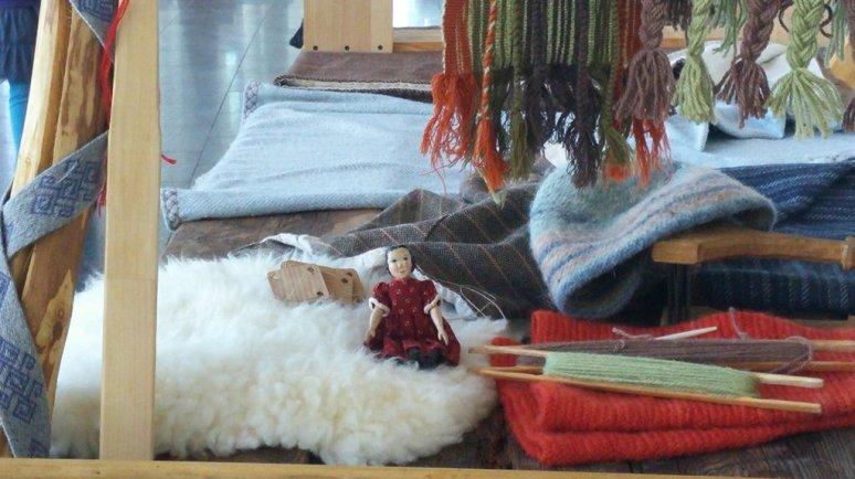 Viking Weaving