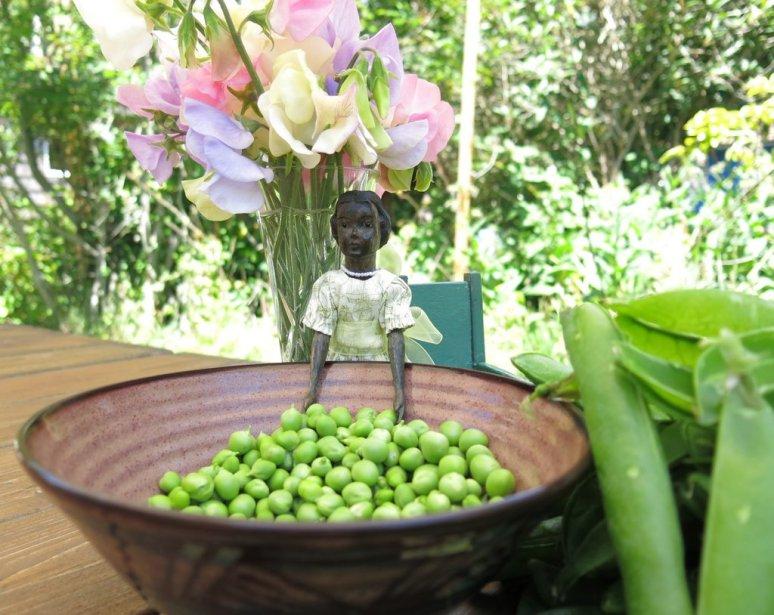 Peas - Sweet, and English