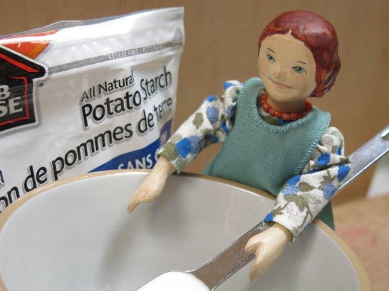 2 Tablespoons Potato Starch