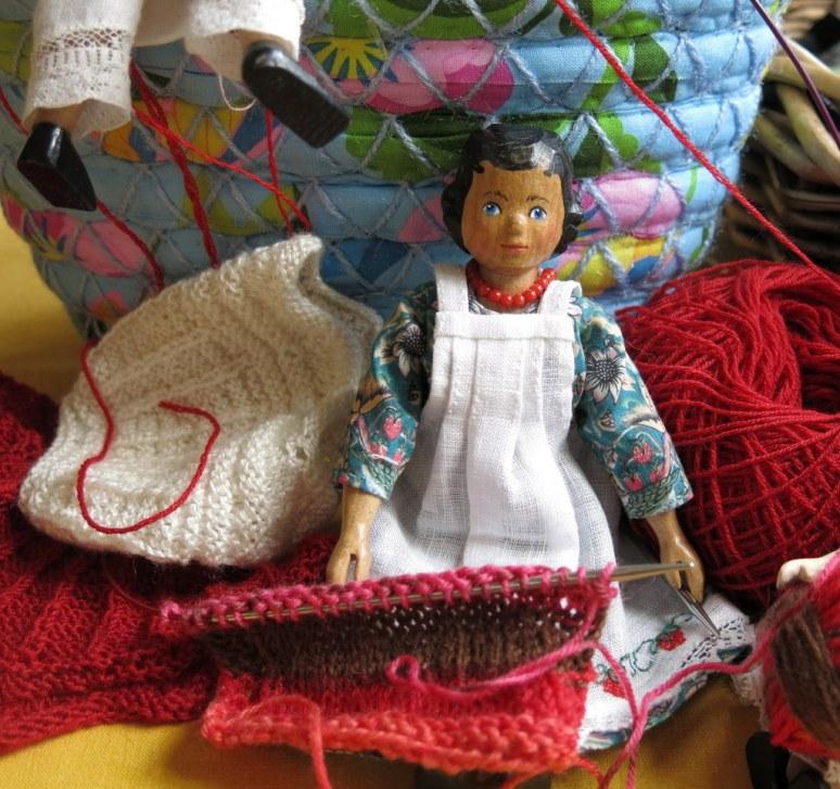Plain Knitting