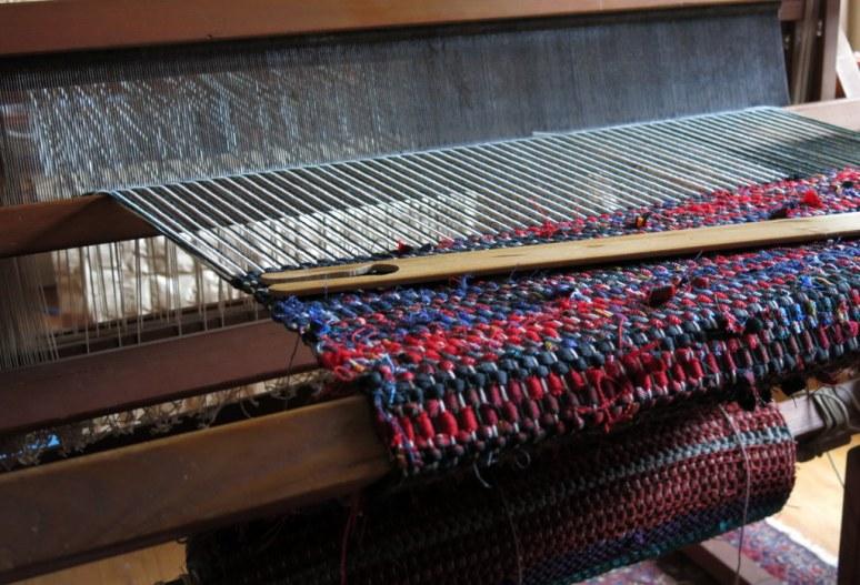 Human-sized kilt rug